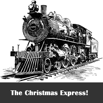 christmas express 350