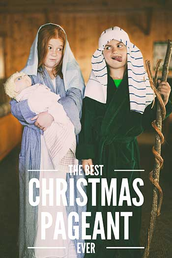christmas rev - The Best Christmas Pageant Ever Movie