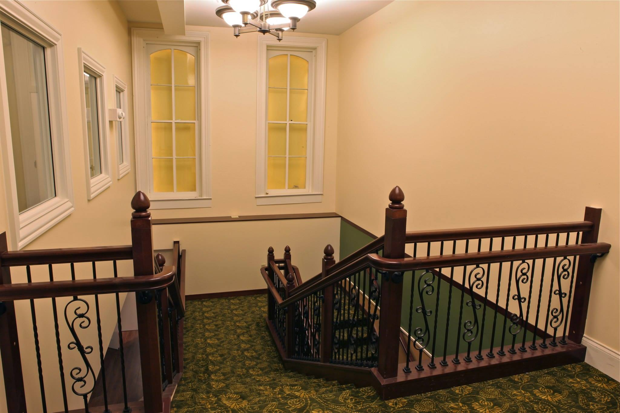 Grand Staircase View - 2nd Floor