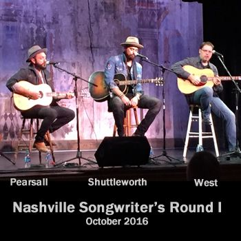 Nashville Songwriter's Round III