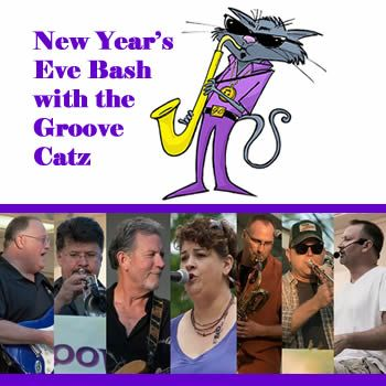 New Year's Eve Bash with Groove Catz